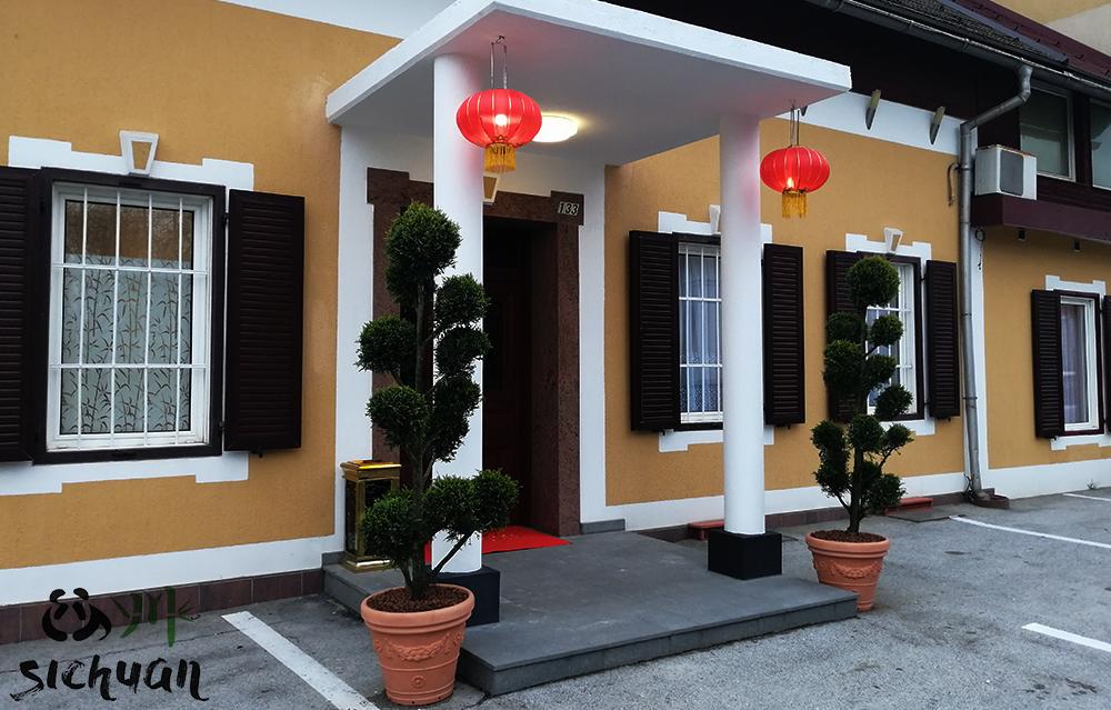 Kitajska restavracija SICHUAN