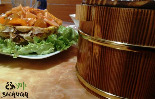 Specialitete kitajske kuhinje Sichuan, galerija slik